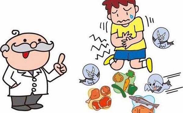 Chuyên gia hướng dẫn cách xử trí khi bị ngộ độc thực phẩm
