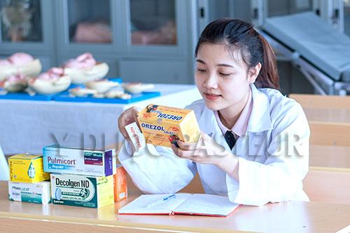 Ngành Dược đóng vai trò quan trọng trong hệ thống Y tế