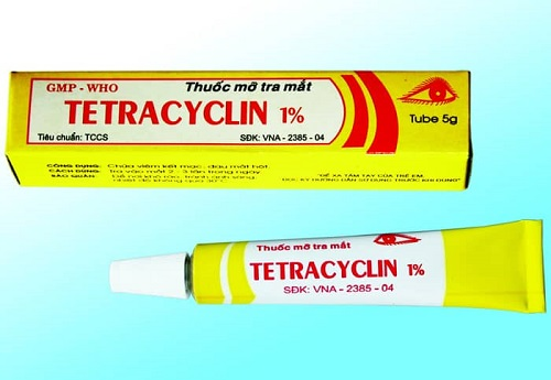 Tác dụng phụ khi dùng thuốc Tetracycline