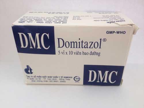 Thuốc Domitazol có tác dụng dụng gì?