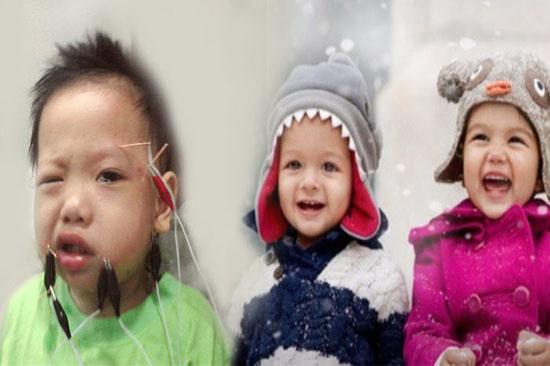 Phòng ngừa và điều trị liệt dây thần kinh cho trẻ